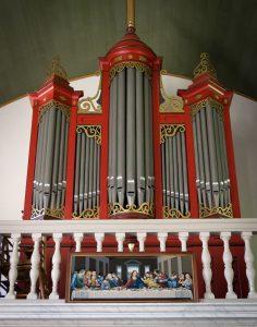 Kerkdienst en zangdienst Ds A.F.U. Braakman