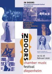 IN DOORS chamber music festival – het jongste kamermuziekfestival van Nederland! @ Johanneskerk Diepenheim