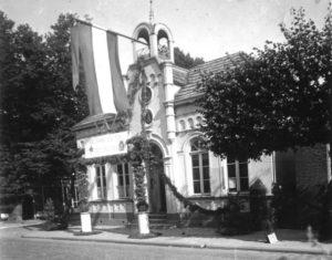 Palmpasen, kerkdienst, Ds A.F.U. Braakman