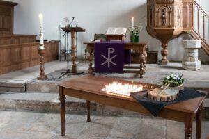 Kerkdienst, Ds A.F.U. Braakman, 2e gedachtenisdienst